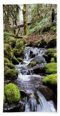 Pnw Forest Bath Towel