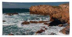 Point Lobos 1 Bath Towel