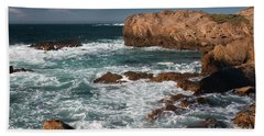 Point Lobos Hand Towel