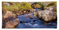 Poisoned Glen Bridge Bath Towel