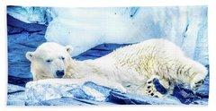 Polar Hand Towel