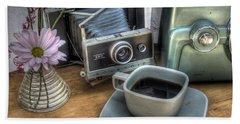 Polaroid Perceptions Bath Towel