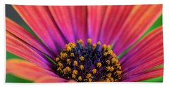 Hand Towel featuring the photograph Pollen by Keith Hawley