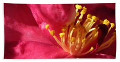 Bath Towel featuring the photograph Pollen Pregnant 2 by Robert Knight