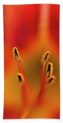 Pollen Hand Towel