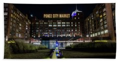 Ponce City Market Hand Towel