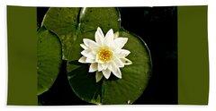 Pond Lily Bath Towel