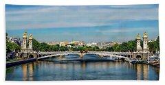 Pont Alexandre IIi Bath Towel
