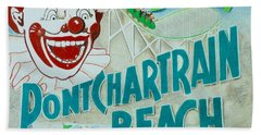Pontchartrain Beach Hand Towel