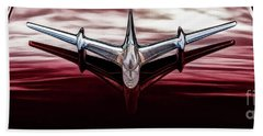 Pontiac Star Chief Bath Towel