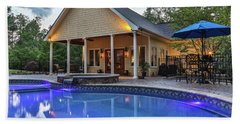 Pool House Hand Towel