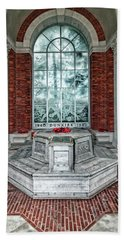 Poppies At Dunkirk Hand Towel