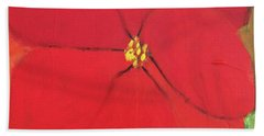 Poppy 2 Hand Towel