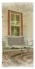 Porch Chair Hand Towel