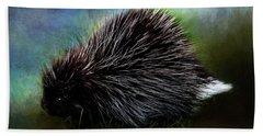 Porcupine Hand Towel