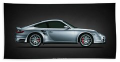 Porsche 911 Turbo Hand Towel