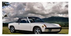 Porsche 914 Bath Towel