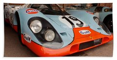 Porsche 917 Bath Towel