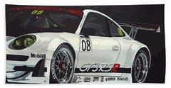 Porsche Gt3 Rsr Hand Towel