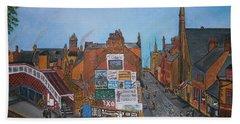 Port Glasgow Princess Street, Station Bath Towel