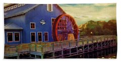 Port Orleans Riverside Bath Towel