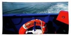 Portaferry Ferry Hand Towel