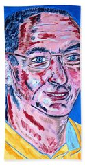 Portrait Dr. R. Meiritz Bath Towel