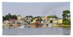 Portsmouth Nh South End Psep Bath Towel