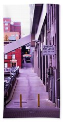 Post Alley, Seattle Hand Towel