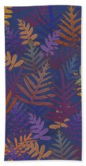 Potter's Clay Ferns Hand Towel