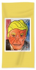 Potus Trump Sorry Negatives Give You A Hard Time Courage And On To Your Positive Victories Hand Towel