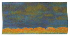 Powder River Reverie, 1 Bath Towel