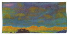Powder River Reverie, 2 Bath Towel