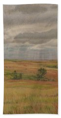 Prairie Light Bath Towel