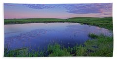 Prairie Reflections Bath Towel
