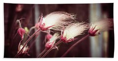 Prairie Smoke Bath Towel