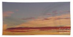 Prairie Sunset 2 Bath Towel