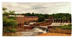 Prattville Alabama Bath Towel by L O C