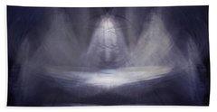 Prayer Bowl01 Bath Towel