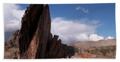 Prayer Rocks - Route 66 Hand Towel