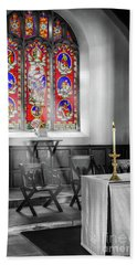Bath Towel featuring the photograph Prayers And Hope by Adrian Evans