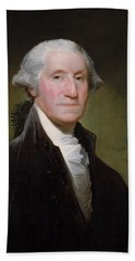 President George Washington Bath Towel