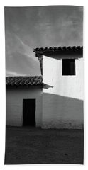 Presidio Shadows- Art By Linda Woods Bath Towel