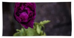 Bath Towel featuring the photograph Pretty In Pink by Chris Coffee