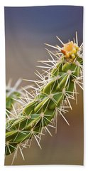 Prickly Branch Hand Towel