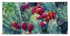 Prickly Pear 2 Bath Towel