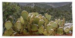 Cactus Country Bath Towel