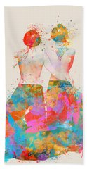 Hand Towel featuring the digital art Pride Not Prejudice by Nikki Marie Smith