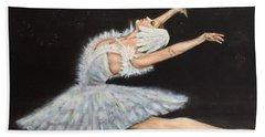 Prima Ballerina Hand Towel