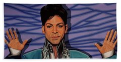 Prince Hand Towel by Paul Meijering